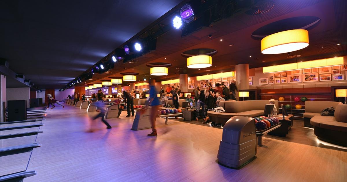 Bowling DГјsseldorf B8