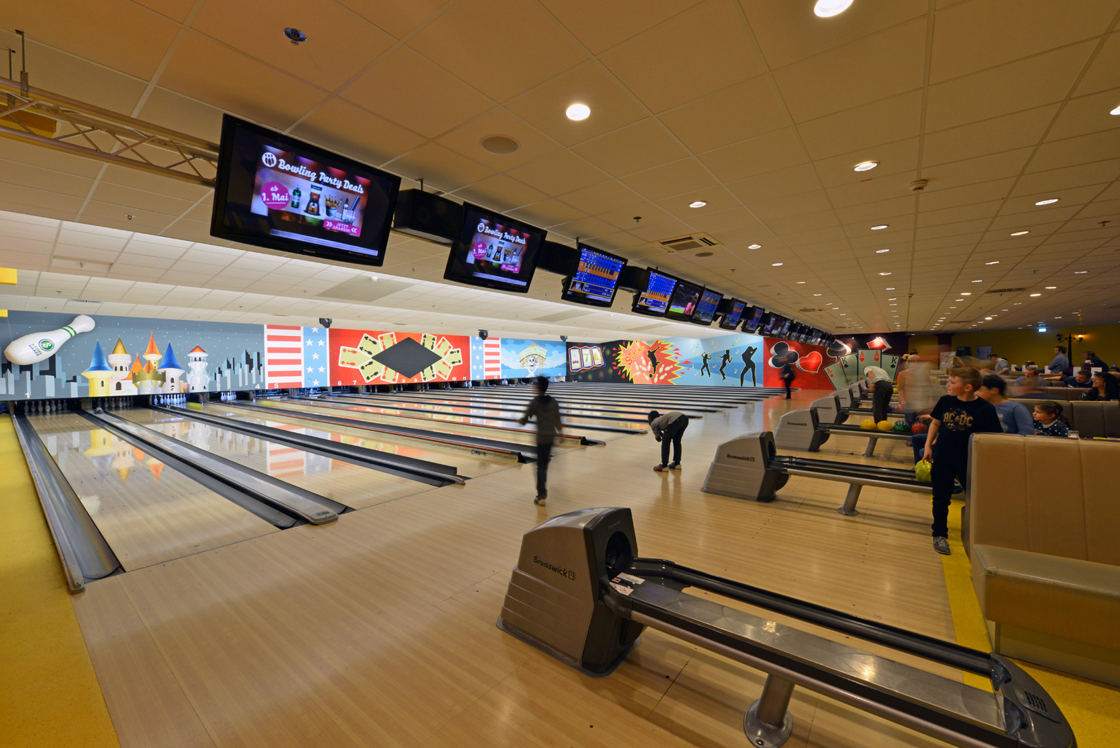 Bowling World DГјГџeldorf DГјГџeldorf