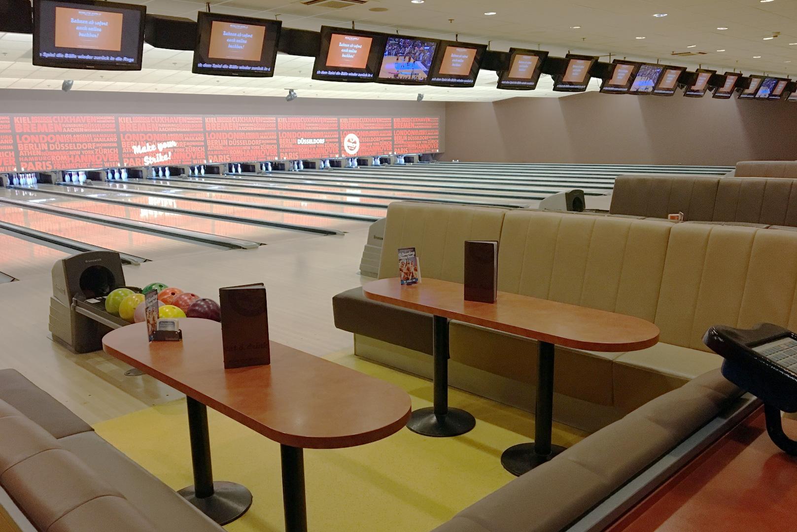 bowling duesseldorf